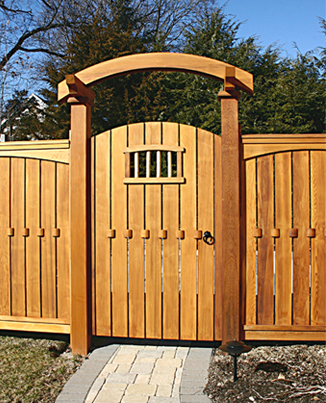 Custom Gate 3 By Trellis Structures