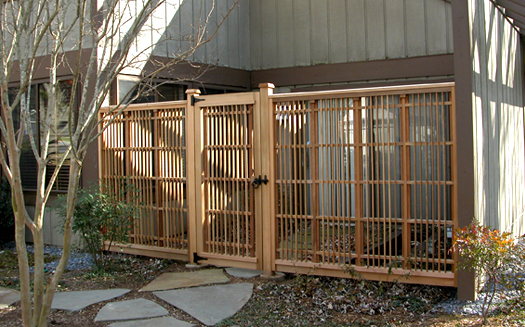 Custom Gate 5 By Trellis Structures