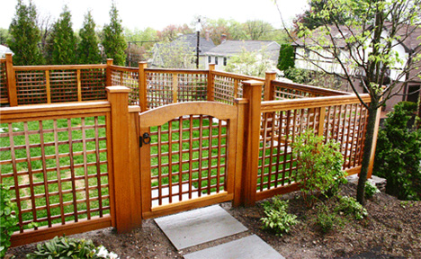 Best Dog Fence Ideas On Pinterest Fence Ideas Backyard - 5 backyard fence types