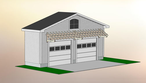 house plan with angled garage - Architecture and Design News