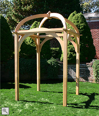 Parramatta Wedding Arbor